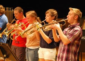 Adam trumpet